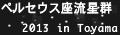 Perseid Meteor Shower 2013 in Toyama